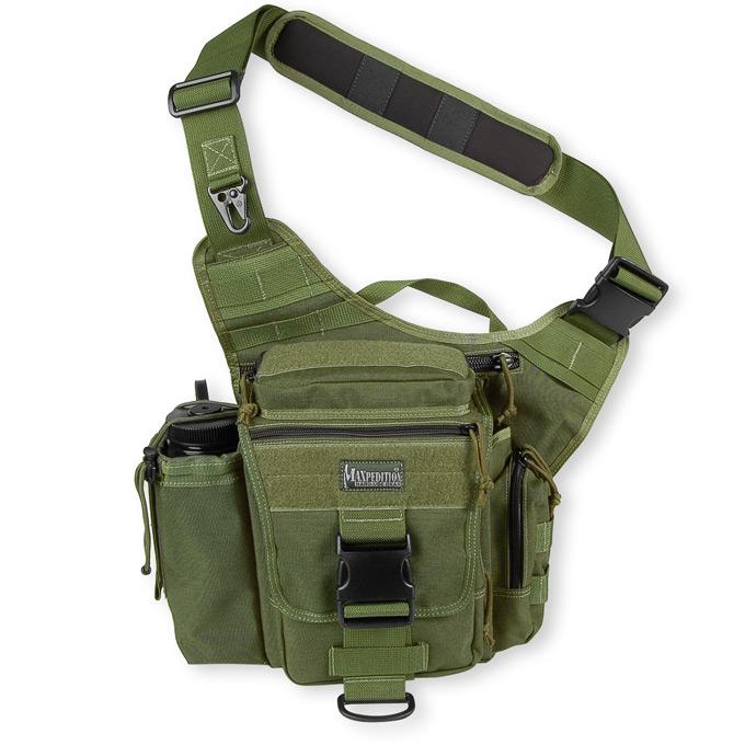 The Survival Stores Maxpedition Versipack De-Luxe Go Bag ...
